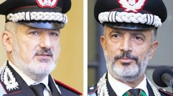 Cambio al vertice dei Carabinieri della Campania: Jannece subentra a Stefanizzi