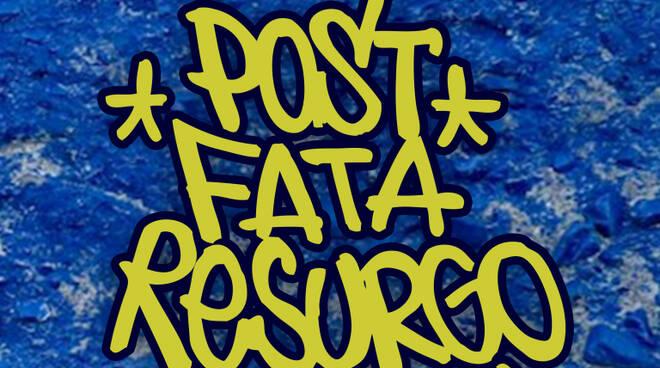 Post Fata Resurgo - uscito oggi il disco d\'esordio dei P.F.R. (Mauro Marsu e Salvatore Torregrossa)