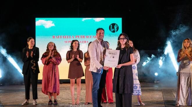 Positano Fashion Day, vince Raffaella Petraccaro