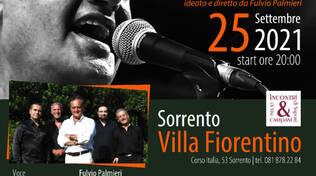 I NapulArmunia ritornano a Sorrento il 25 Settembre a Villa Fiorentino