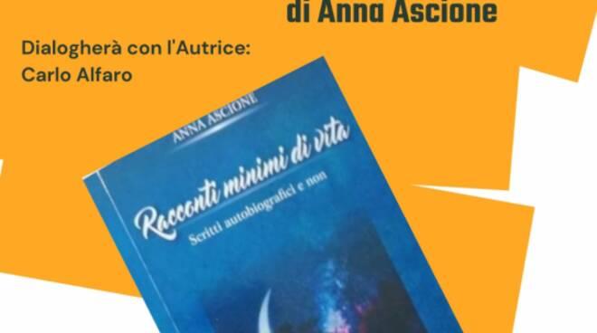 Anna Ascione, Piano di Sorrento ha una nuova scrittrice
