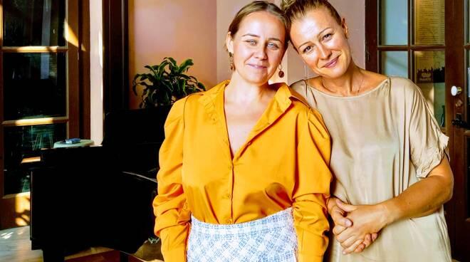 I Concerti di Villa Fondi a colloquio con le musiciste  Marlena Szpak e Oleksandra Artemenko