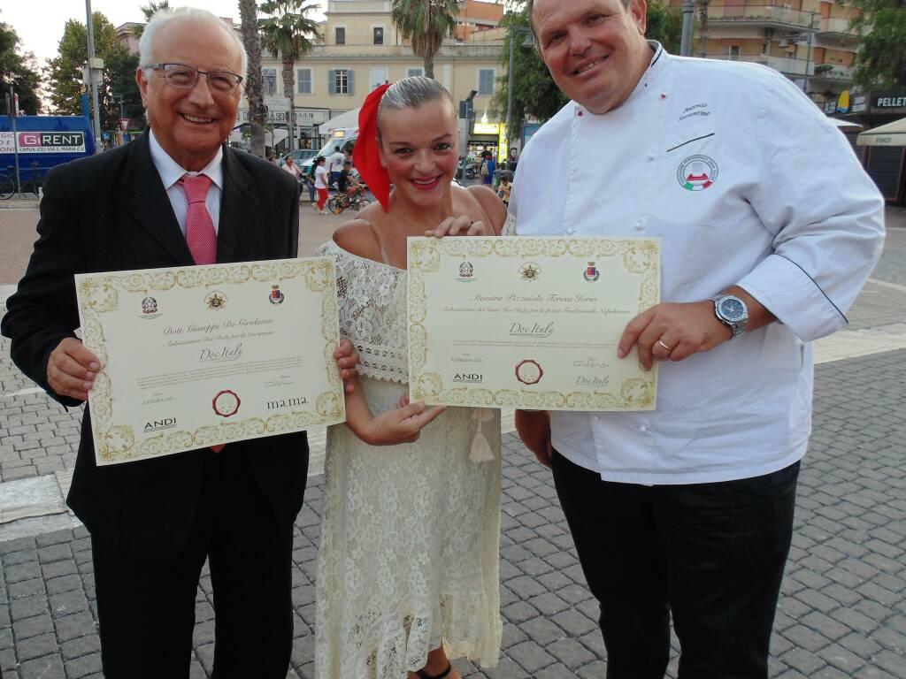 La napoletana Teresa Iorio è la nuova Ambasciatrice del Doc Italy nel mondo