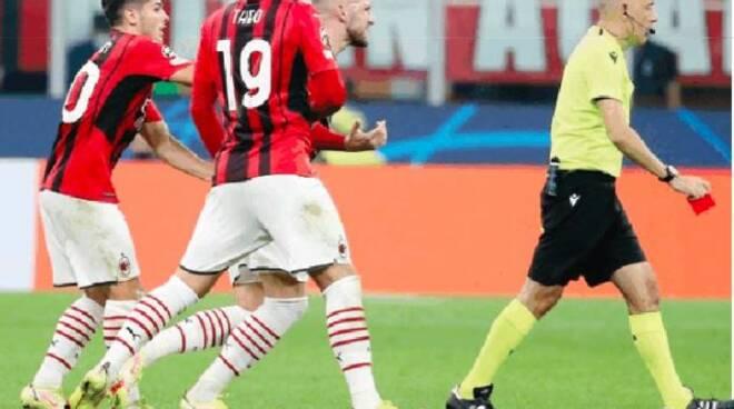 Champions League, Beffa Milan - Simeone: «Capisco se il Milan è furioso»  Pioli, rabbia del Diavolo «Penalizzati da Çakir»