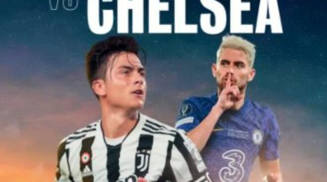 Champions League -stasera ore  21:00 Kean-Lukaku sfida tra giganti