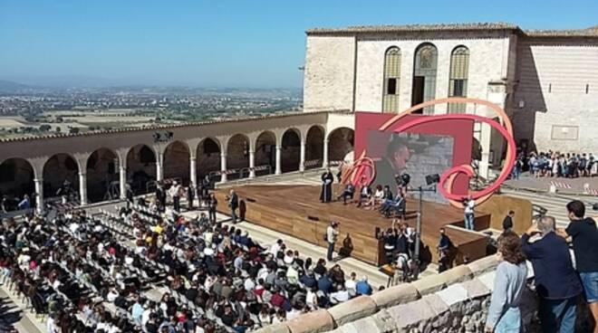 Dal 17 al 19 settembre torna il Cortile di Francesco