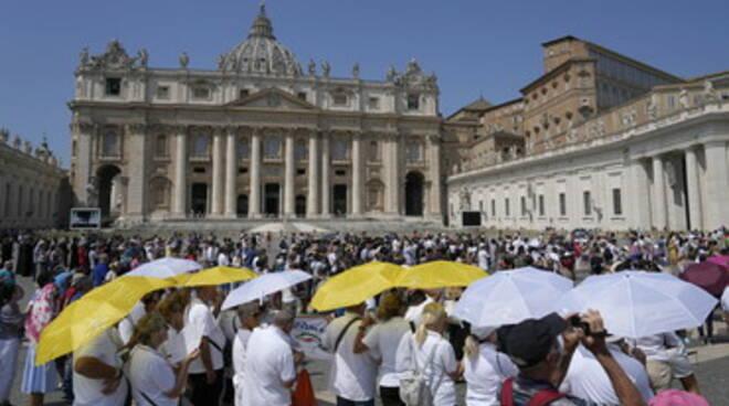 Dal primo ottobre in Vaticano solo con il Green pass