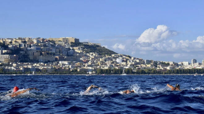 Domenica prossima torna la maratona di nuoto Capri - Napoli