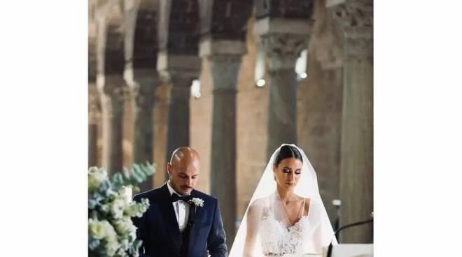 Domenico Cuomo e Fabrizia Greco