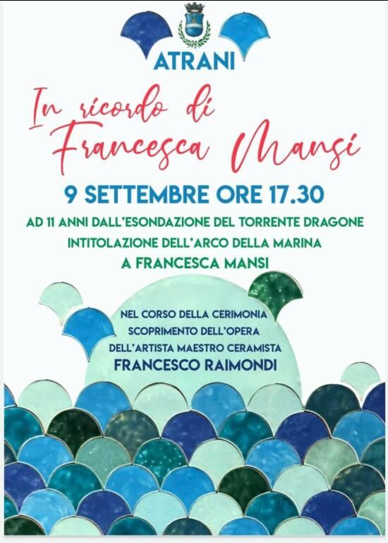 In ricordo di Francesca Mansi