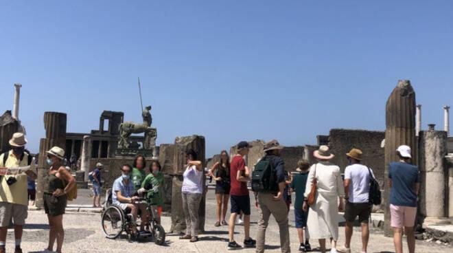 I siti del Parco archeologico di Pompei aderiscono alle Giornate Europee del Patrimonio