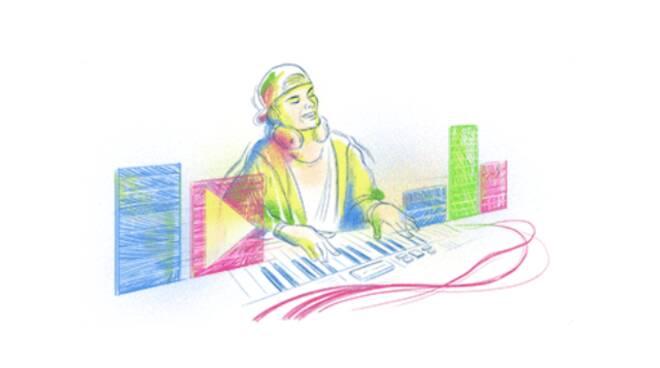 Il Doodle di Google di oggi dedicato ad Avicii: avrebbe compiuto 32 anni