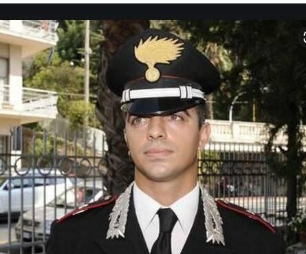 Ivan Iannucci Comandante Carabinieri Sorrento