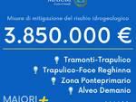 Maiori: al via i lavori dell'Alveo Reghinna per la mitigazione del rischio idrogeologico