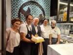 Massa Lubrense: lo Chef Antonino Morvillo festeggia i suoi ottant'anni al Ristorante Lo Stuzzichino di Sant'Agata