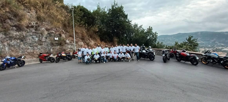 Moticiclisti per Arturo