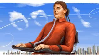 Oggi Christopher Reeve avrebbe compiuto 69 anni, Google gli dedica il Doodle