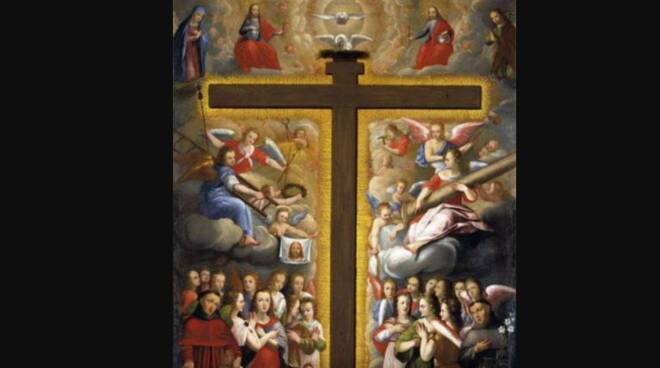 Oggi la Chiesa celebra la Festa dell'Esaltazione della Santa Croce