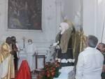 Padre Ambrogio con San Pio all'Annunziata