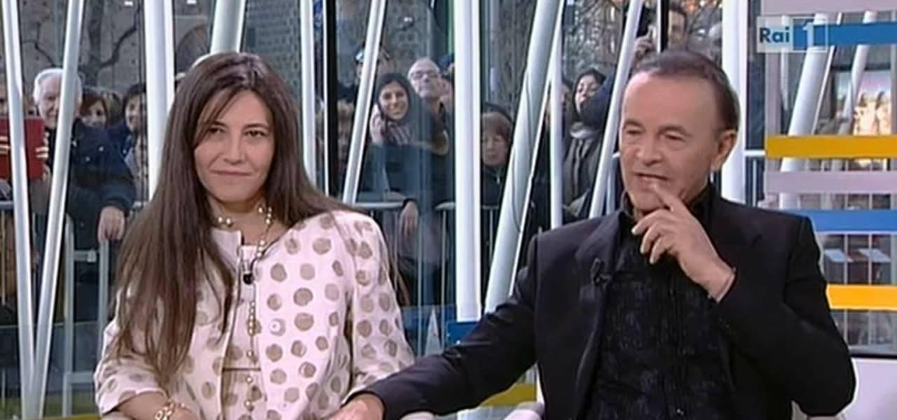 Paola Toesch e Dodi Battaglia