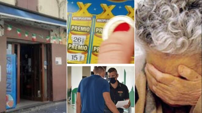 Parla il tabaccaio del biglietto da 500 mila euro