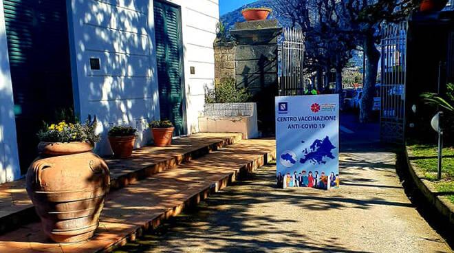 Piano di Sorrento, domenica 5 settembre a Villa Fondi open day vaccinale