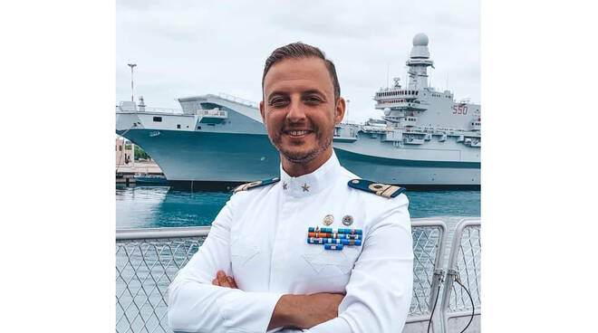 Piano di Sorrento, Giuseppe Caso promosso Capitano di Corvetta