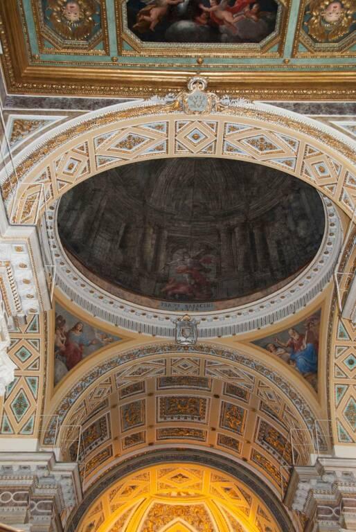 Piano di Sorrento, il racconto del Prof. Ciro Ferrigno sulla falsa cupola dei saraceni nella Basilica di San Michele