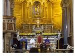 Piano di Sorrento, il vescovo Don Michele Fusco celebra i funerali dello zio Giosuè Perrella