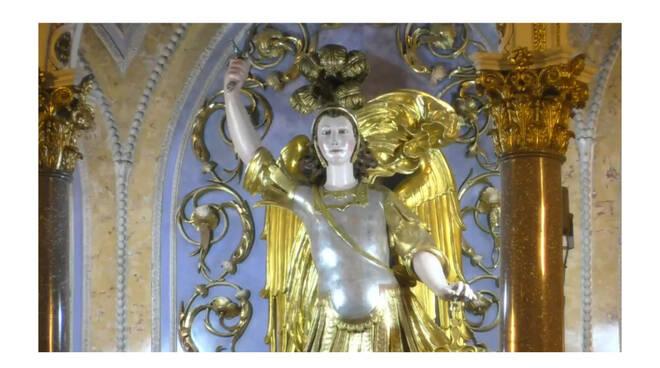 Piano di Sorrento, la solennità di San Michele Arcangelo ai tempi del Covid. La vera festa è nel cuore della Basilica