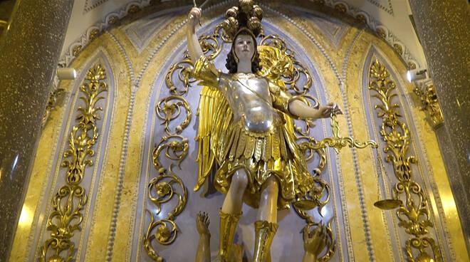 """Piano di Sorrento, seconda serata della Novena a San Michele Arcangelo: """"Pregare vuol dire alzare lo sguardo"""""""