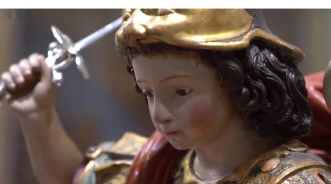 Piano di Sorrento, stasera in Basilica la statua di San Michelino, un invito alla dolcezza