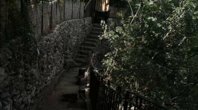 Positano: chiusa via Boscariello