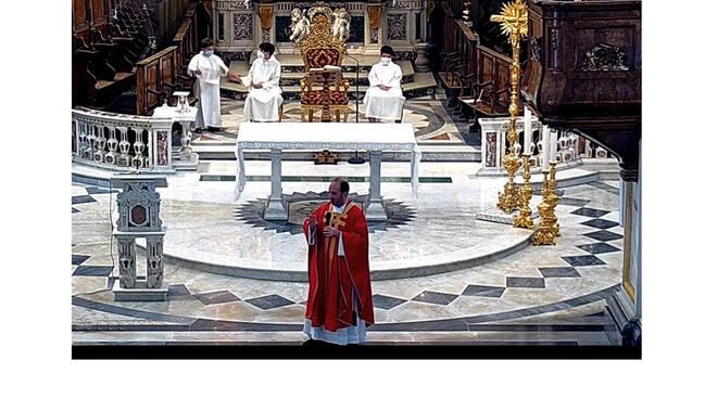 """Positano, Don Danilo Mansi: """"Il sangue di San Gennaro ci ricorda l'amore per Cristo e per la Chiesa"""""""