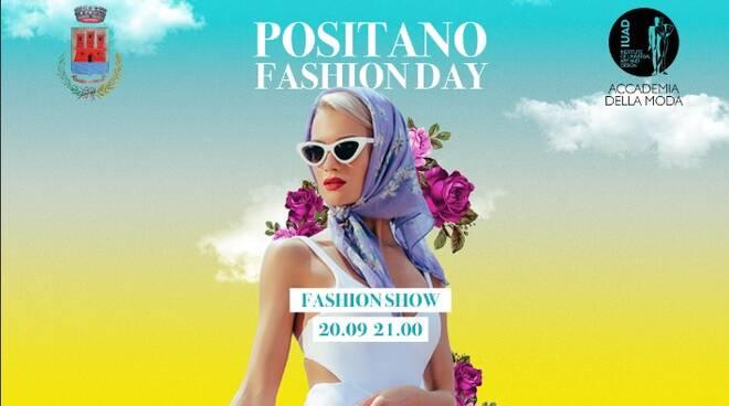 Positano Fashion Show: lunedì 20 la sfilata in Piazza dei Racconti
