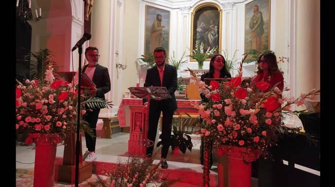 Positano, successo per il concerto di beneficenza a Montepertuso