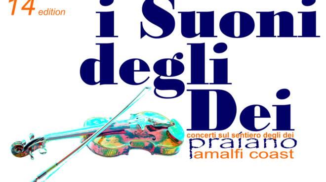 Praiano: domani i Suoni degli Dei, il concerto sul Sentiero