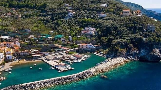 Punta Campanella con l'ISPRA, insieme contro l'inquinamento marino