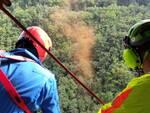 Quindici (AV): intervento del Corpo Nazionale Soccorso Alpino e Speleologico su fungaiolo