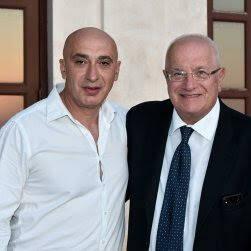 Raffaele Lauro e Vincenzo Iaccarino