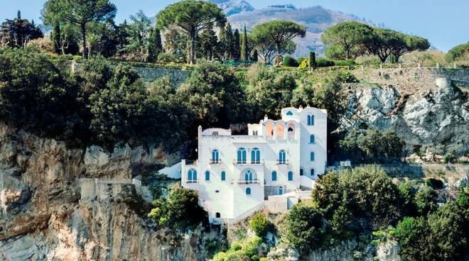 """Ravello, la villa """"La Rondinaia"""" di Gore Vidal vista dall'architetto Christian De Iuliis"""