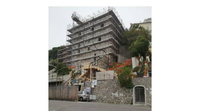 Ravello, quasi ultimati i lavori a Palazzo Episcopio