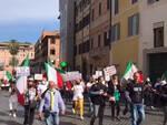 Roma, anche dalla penisola sorrentina per la manifestazione contro gli abbattimenti delle case di necessità