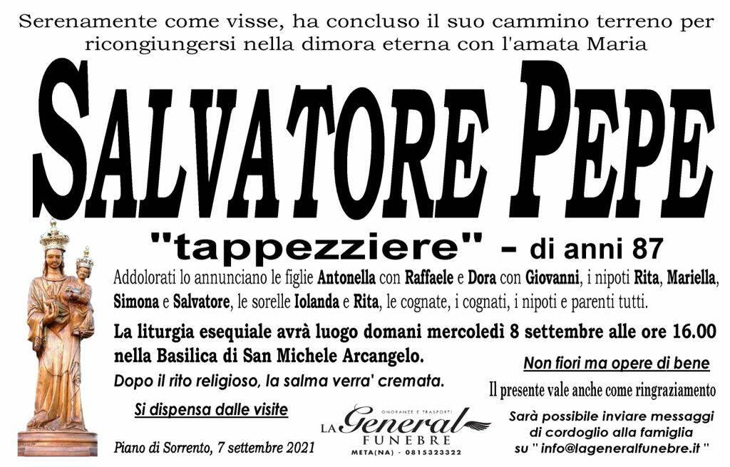 Salvatore Pepe