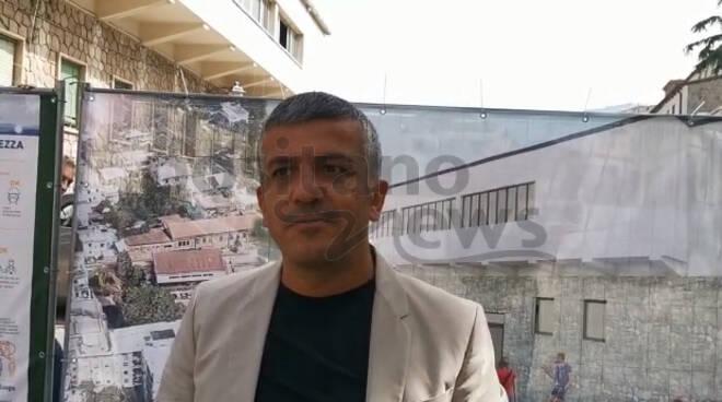 """Sant'Agnello, parla il direttore dei lavori alla Stazione della Circumvesuviana: """"Contiamo di terminare in un anno"""""""