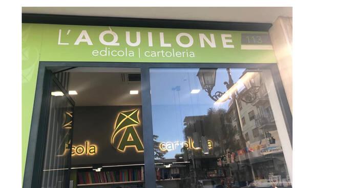 """Sant'Agnello, riapre l'edicola-cartoleria """"L'Aquilone"""" nel cuore della città"""