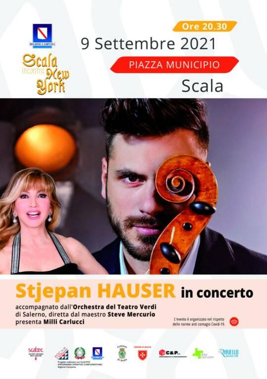 Scala: il dialogo sulle vittime del terrorismo ed il concerto Stjepan Hauser in memoria delle vittime dell'11 settembre