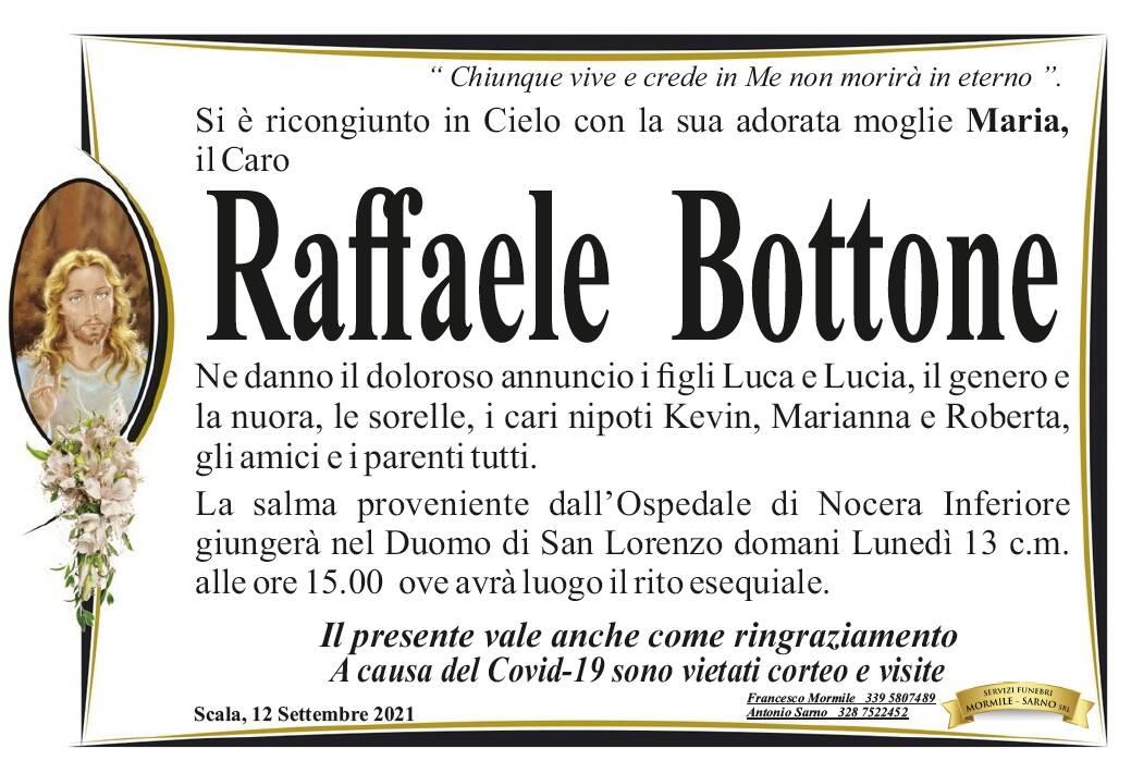 Scala in lutto: Raffaele Bottone si è ricongiunto all'adorata moglie Maria