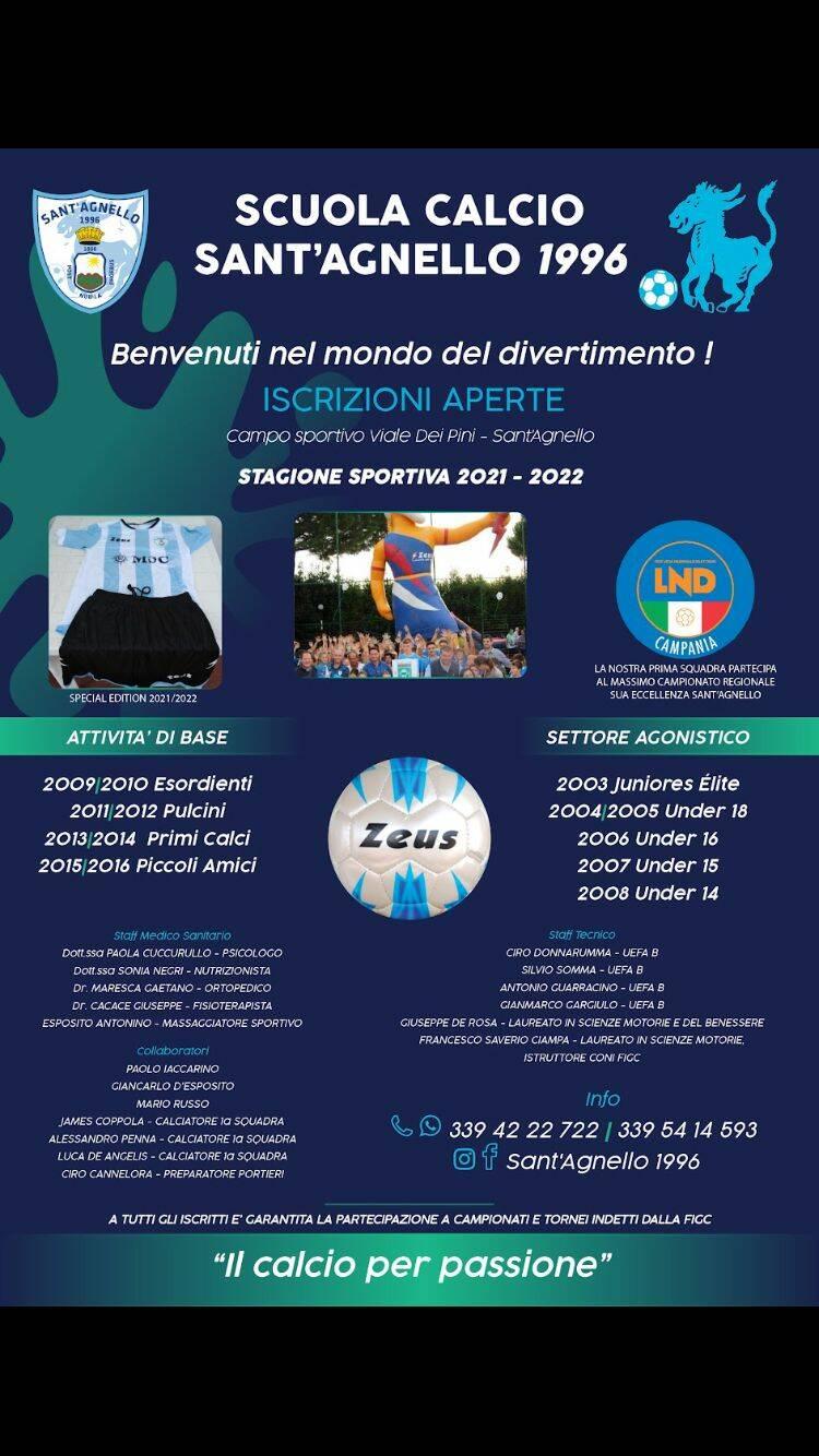 Scuola Calcio Sant'Agnello