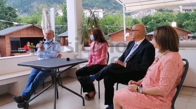 """Sorrento, a Villa Fiorentino inaugurata la mostra d'arte """"Gocce d'acqua"""""""